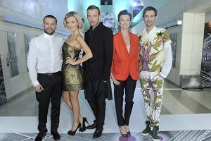 Top Model III, Michał Piróg, Joanna Krupa, Dawid Woliński, Marcin Tyszka, Katarzyna Sokołowska