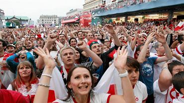Strefa kibica - mecz Polski z Rosją