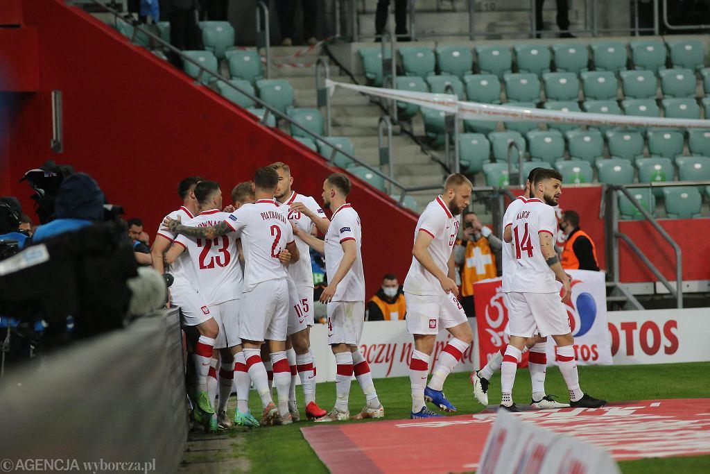 Mecz Polska-Rosja na Stadionie Wrocław - 01.06.2021