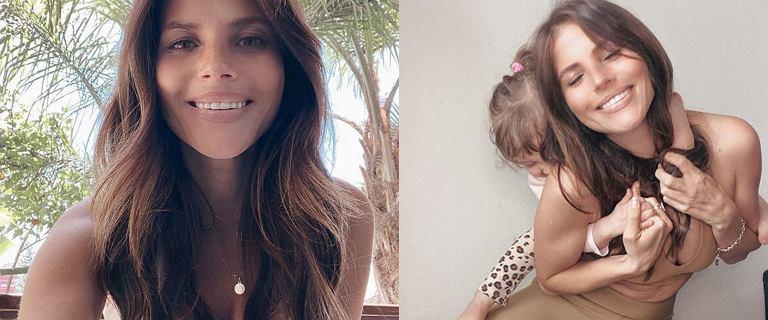 Weronika Rosati pozuje z córką w bliźniaczych fryzurach. Zdecydowała o nich Ela