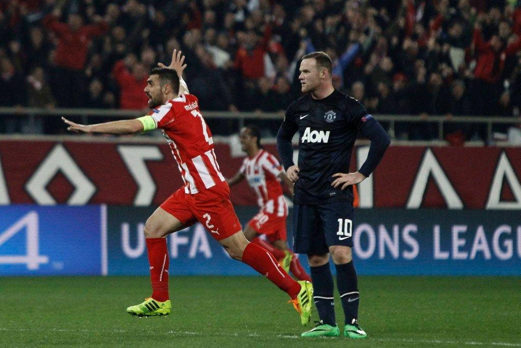 Olympiakos - Manchester United