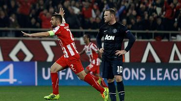 Olympiakos - Manchester United