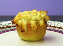 Jabłko z musli - ugotuj