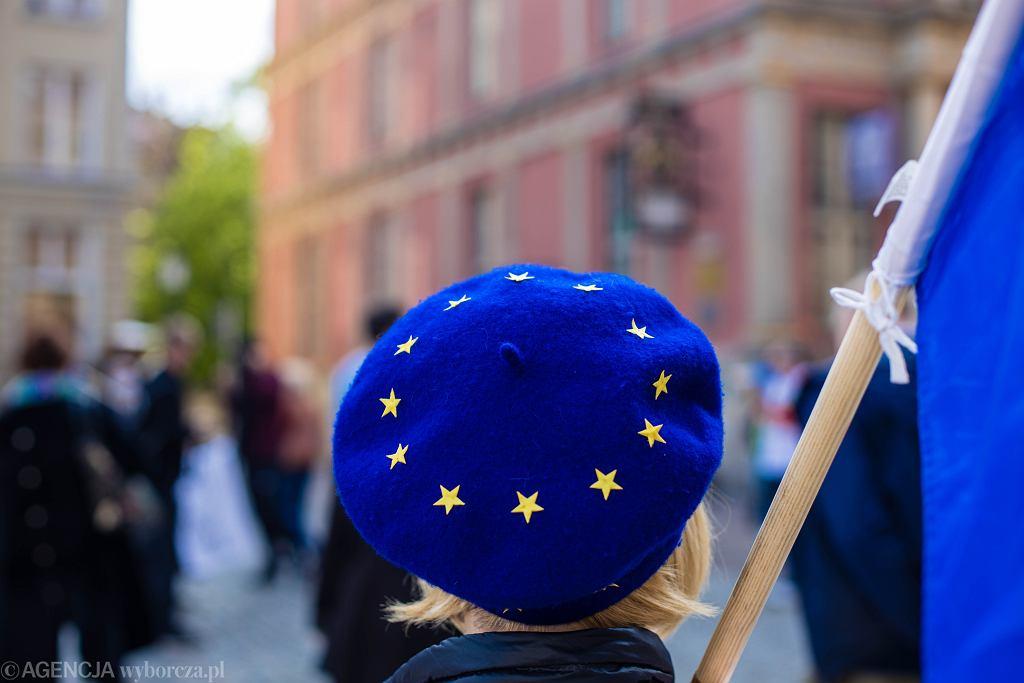 UE. Niezadowolenie z działań Unii rośnie (zdjęcie ilustracyjne)