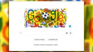 Dziś zaczyna się UEFA EURO 2021. O wielkim święcie piłki nożnej przypomina Google Doodle