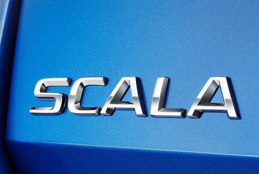Skoda Scala