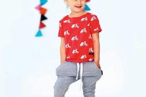 Moda dla dzieci: ubrania dla przedszkolaka
