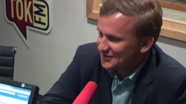 """Wiceminister Bartosz Marczuk w """"Poranku Radia TOK FM"""""""