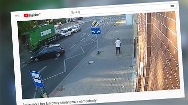 Gorzów Wielkopolski: Śmierciarka bez kierowcy staranowała cztery samochody (zdjęcie ilustracyjne)