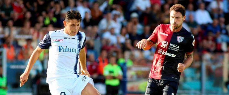 Serie A. Mariusz Stępiński może opuścić Chievo