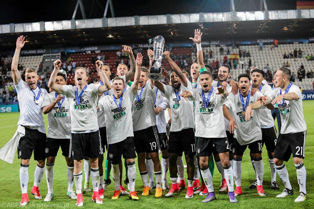 Niemcy cieszą się z wygrania Euro w Polsce