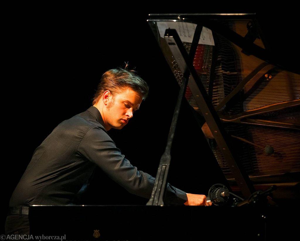 Piotr Orzechowski, czyli Pianohooligan zagra na Europejskich Tragach Muzycznych CJG24 / MAŁGORZATA KUJAWKA