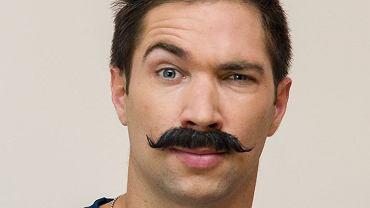 Jeden z ambasadorów polskiej edycji Movember, siatkarz drużyny ZAKSA Kędzierzyn Koźle, Kevin Tillie.