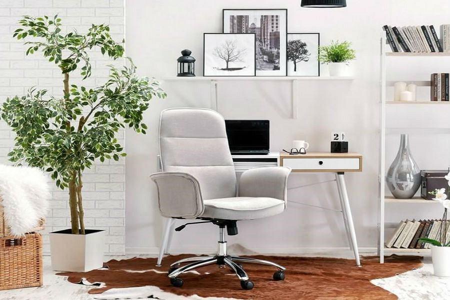 Odpowiednio dobrane, wygodne krzesło zwiększy komfort pracy