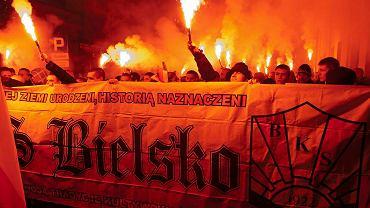 Marsz Żołnierzy Wyklętych Bielsko-Biała