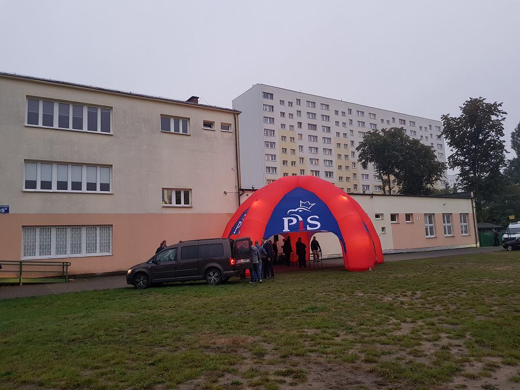 Legionowo. Spotkanie z Jarosławem Kaczyńskim