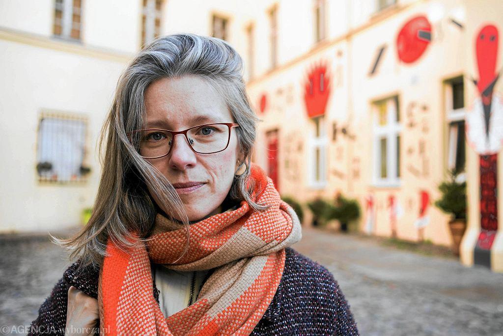 Agnieszka Wolny-Hamkało