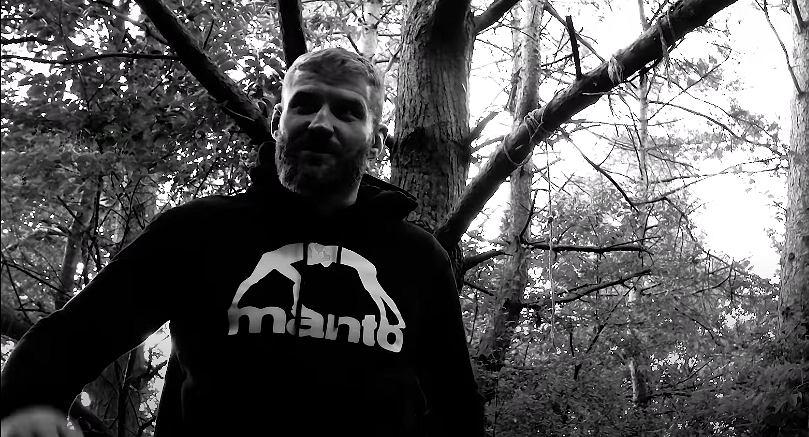 Jan Błachowicz w autorskim materiale 'Droga do UFC 253'. Źródło: YouTube / Jan Blachowicz, 2020