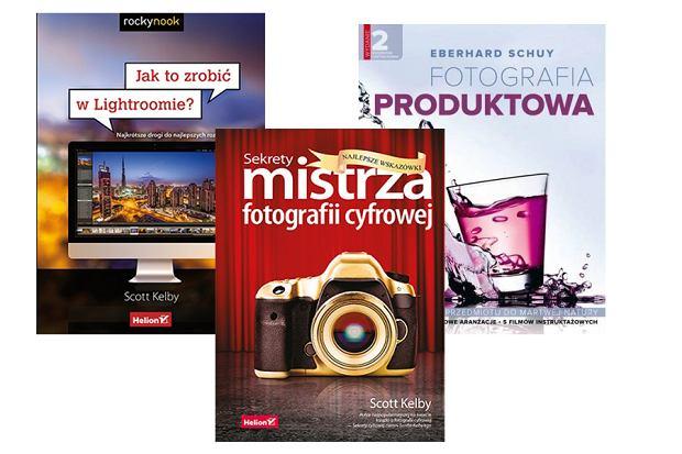 Poradniki i książki o fotografii