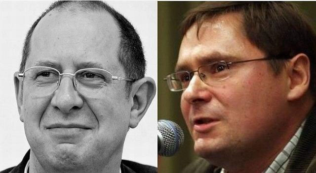 Wojciech Maziarski i Tomasz Terlikowski