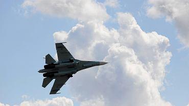 Brytyjskie siły powietrzne przechwyciły rosyjskie myśliwce nad Morzem Bałtyckim