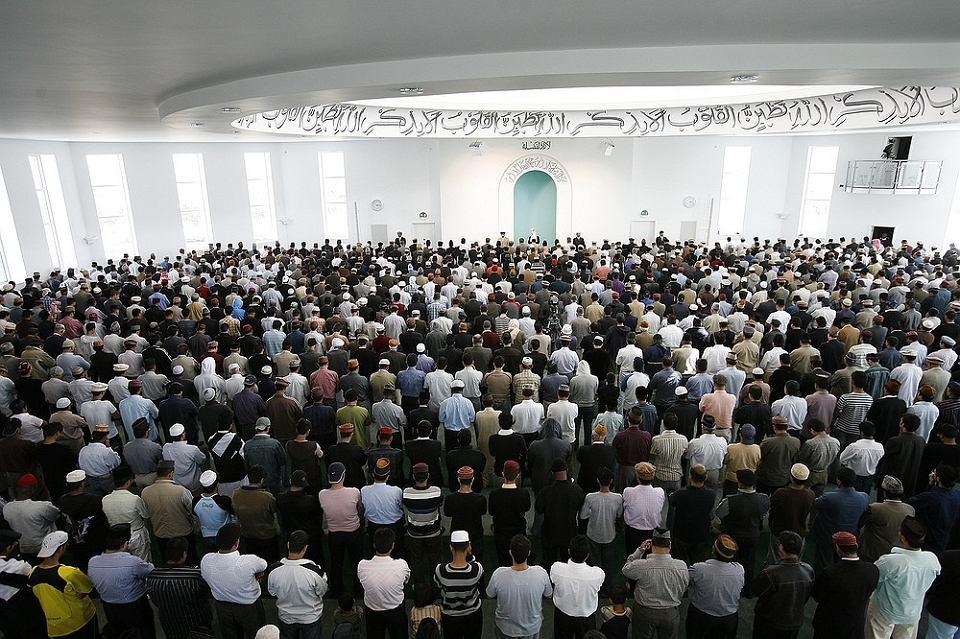 Baitul Futuh - świątynia muzułmańska w południowo-zachodnim Londynie