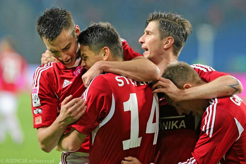 Wisła - Pogoń 2:2. Krakowianie stracili gola w ostatnich sekundach meczu