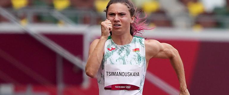 Białoruska biegaczka odmówiła powrotu do kraju. MSZ oferuje pomoc