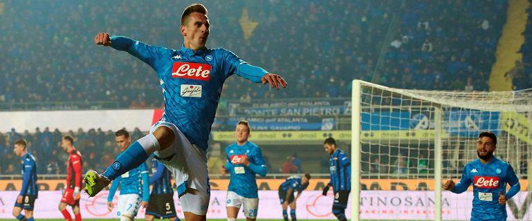 Serie A. ''Arkadiusz Milik jest jednym z najlepszych napastników w Serie A''