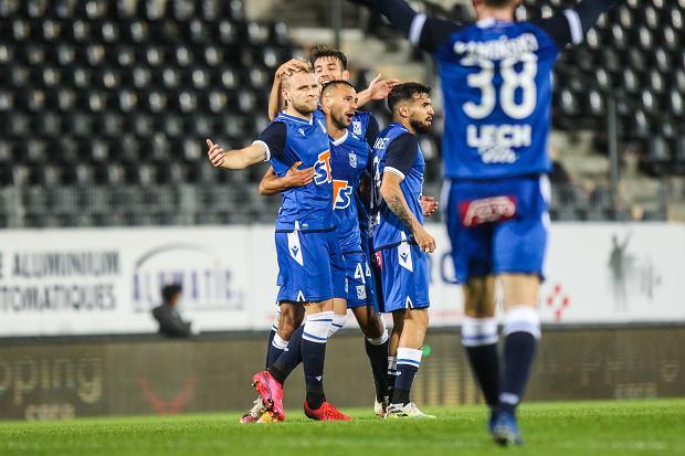 Lech Poznań - Benfica. Gdzie i o której obejrzeć mecz Ligi Europy? Transmisja TV, stream online
