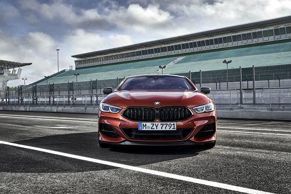 Nowe BMW serii 8 Coupé
