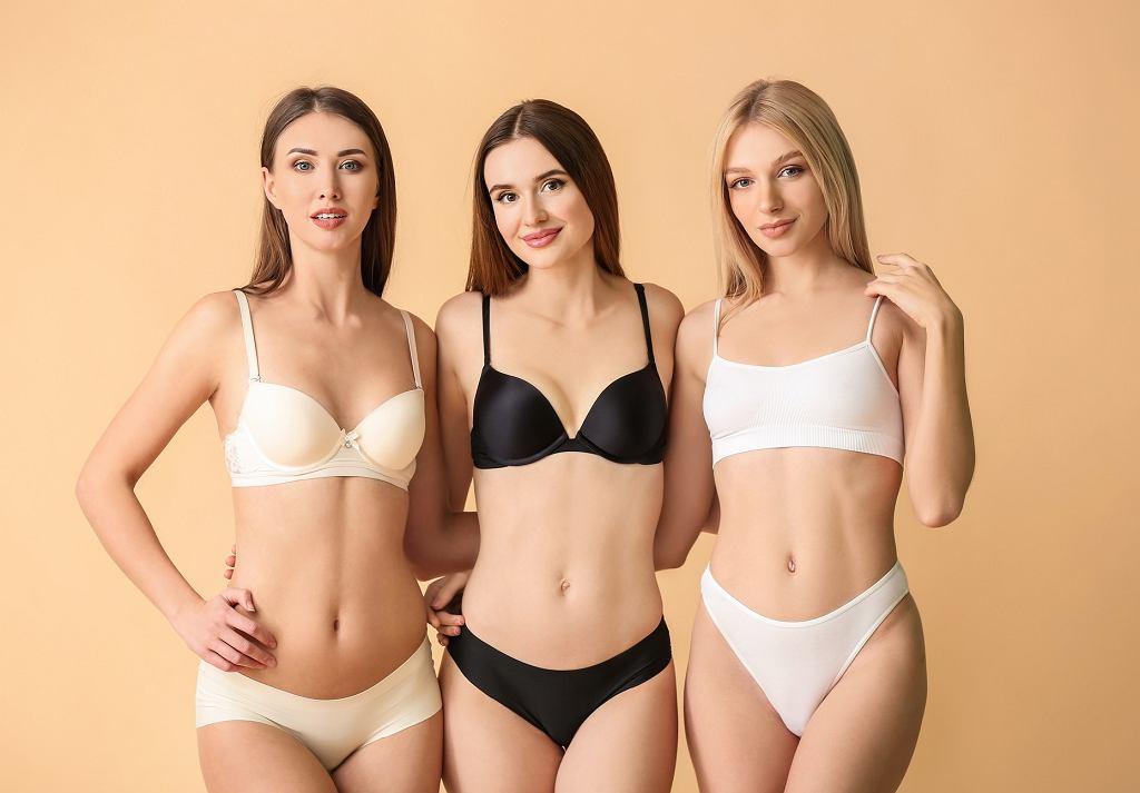 Bielizna idealna pod dopasowane ubrania
