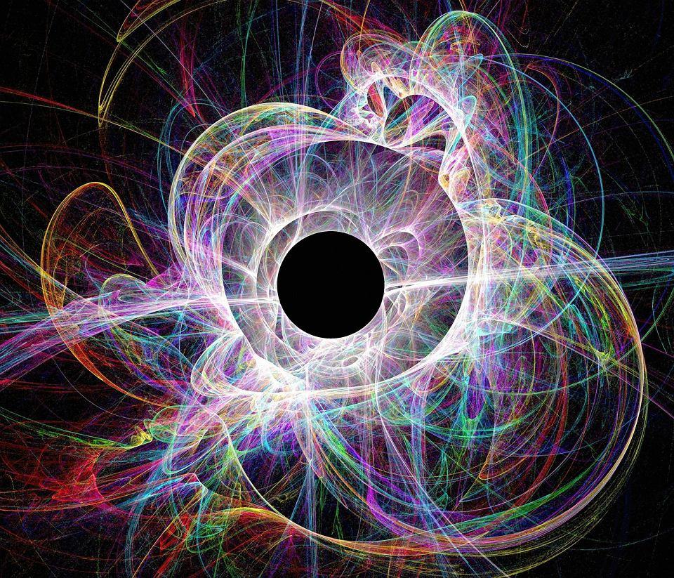 Zdjęcie numer 2 w galerii - Takiej czarnej dziury jeszcze nie widziano! Jest monstrualnie wielka i... jasna
