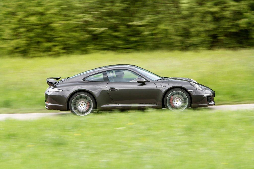 Porsche 911 (991) zmodyfikowane przez Porsche Tequipment