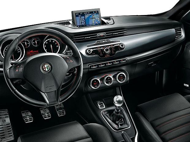 Alfa Romeo Giulietta 1.8 TBi 16V Quadrifoglio Verde