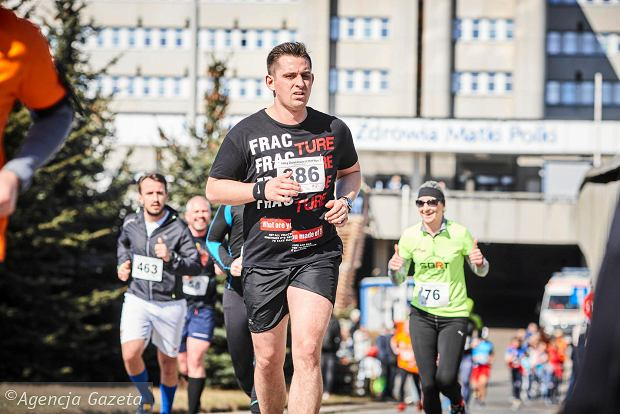 Zdjęcie numer 36 w galerii - Otwarcie sezonu biegowego w Łodzi.