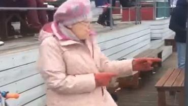 Tańcząca babcia