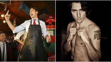 Nowy premier Kanady Justin Trudeau