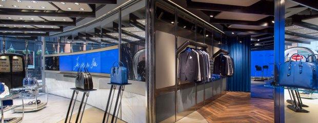 Bugatti Boutique w Londynie
