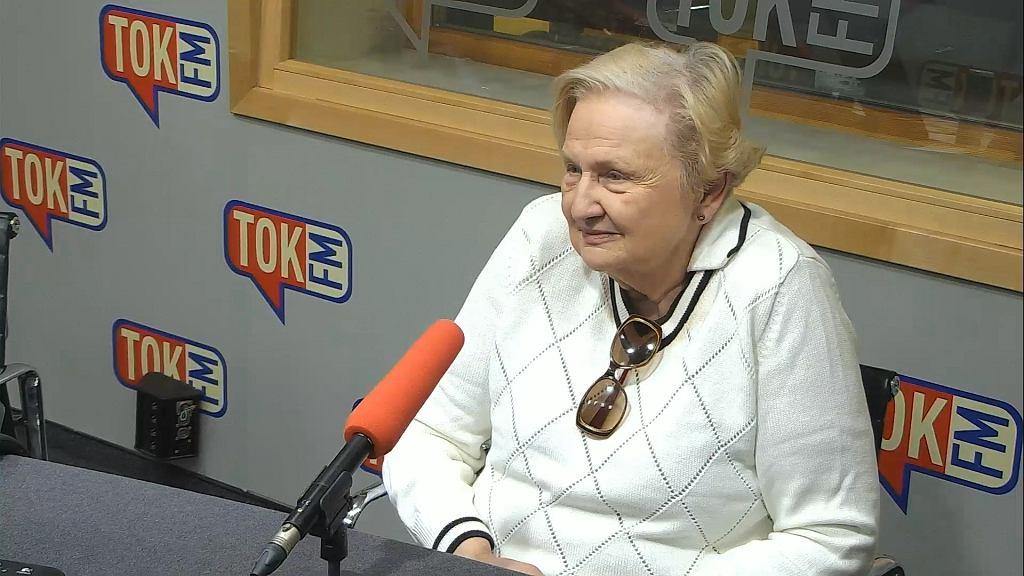Na zdjęciu: Prof. Ewa Łętowska