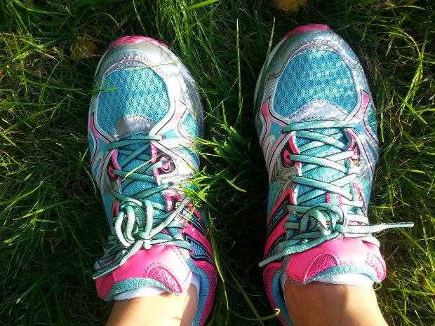 Crivit Sports Ladies Running Shoes 2014, buty do biegania, buty z Lidla, Lidl, tanie buty do biegania