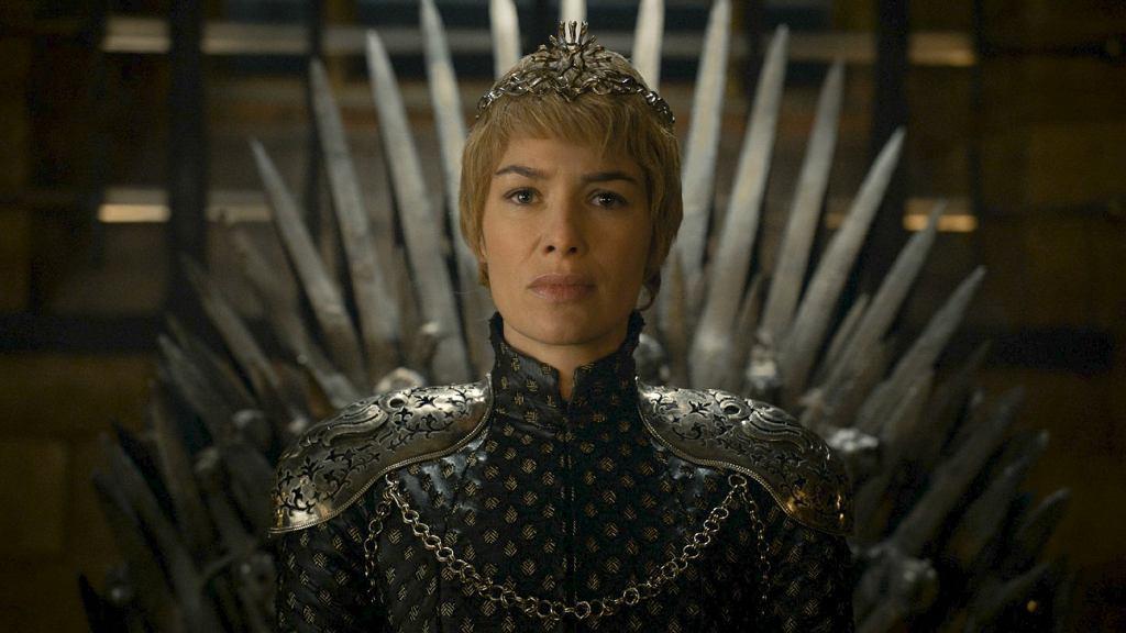 Kadr z filmu 'Gra o tron'