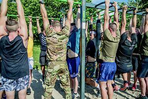 Jak wygląda trening żołnierza GROM-u? Przekonałem się na własnej skórze