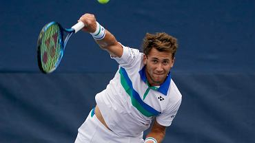Sensacja w US Open! Schwartzmann odpada po pięciosetowym boju