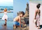 Z dzieckiem nad morze - jak ubrać dziecko na plażę
