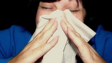 Wirusy przeziębienia atakują błyskawicznie