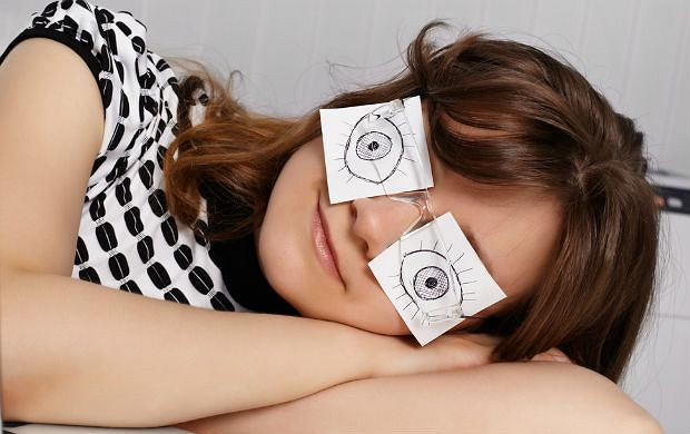 Podkrążone oczy