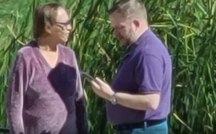Matka z Teksasu spotkała syna, którego nie widziała przez 45 lat