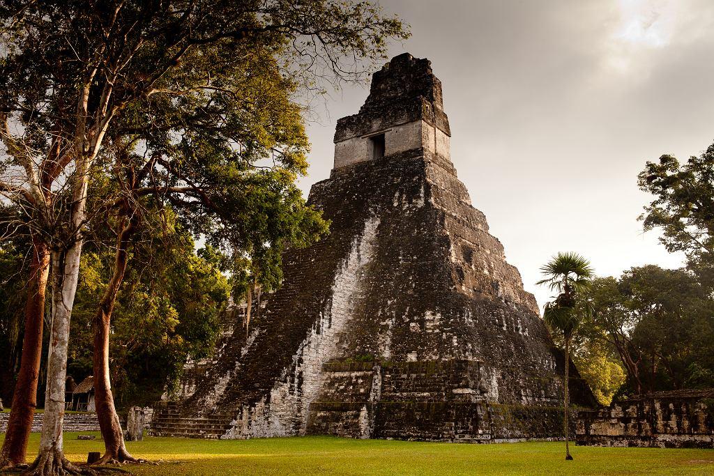 Wandale zniszczyli starożytną świątynię Majów