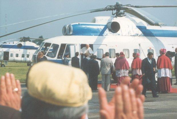 Jan Paweł II w Łodzi. 13 czerwca 1987 roku